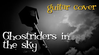 Ghostriders in the sky (guitar instrumental) l Cover