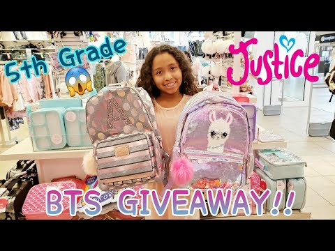 Back To School Shopping At Justice + Giveaway! 2019