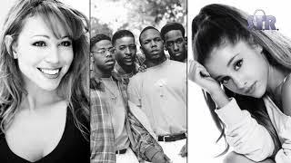 Ariana Grande ft. Mariah Carey & Boyz II Men - One Last Time (One Sweet Day) (S.I.R. Remix) | Mashup