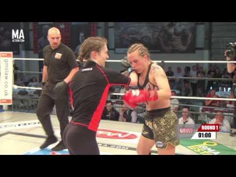 Fran Clarke vs Beth Boland - Contenders #19