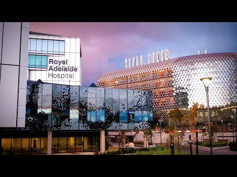 New Royal Adelaide Hospital: The First 12 Months