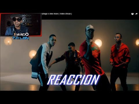 [Reaccion] A Solas Remix - Lunay x Lyanno x Anuel AA x Brytiago x Alex Rose ( Video Oficial ) Mp3