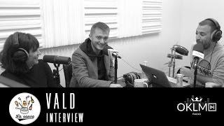 #LaSauce - Invité : VALD sur OKLM Radio - 18/01/17
