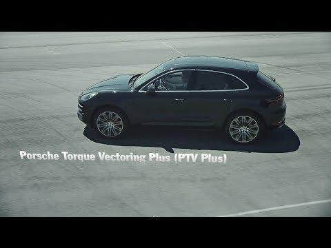 2014 Porsche Macan - The Porsche Torque Vectoring Plus System
