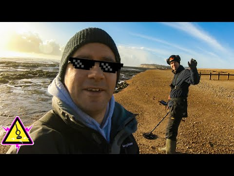 Metal Detecting With Historical Magpie