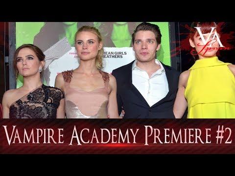 Vampire Academy Premiere #2