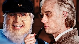 Repeat youtube video J. R. R. Tolkien vs George R. R. Martin.  Epic Rap Battles of History. Season 5