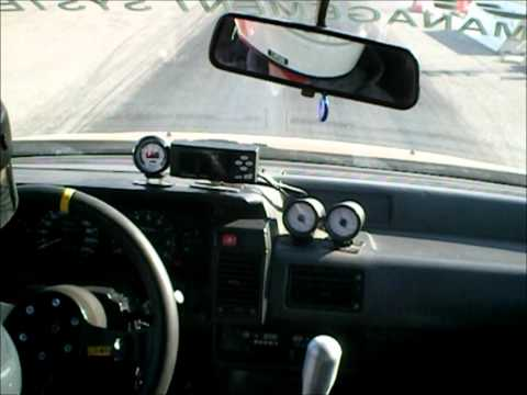 Nissan Cherry (in Car) By GTR Racing Tuning & Re-Action Eng 11.1@218km