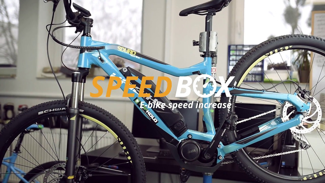 ebike tuning speedbox2 for yamaha pw installation. Black Bedroom Furniture Sets. Home Design Ideas