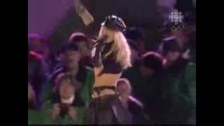 Christina Aguilera Infatuation Live at the Winter Olympics 2002