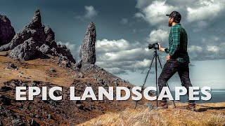 My BEST Photography Trip YET!! (The Old Man of Storr)