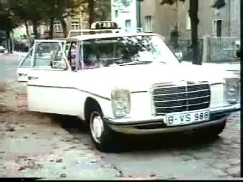 Classic Clip - Mercedes-Benz Taxi