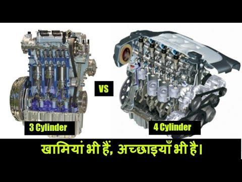 Practical Demerits of 3 Cylinder Engine over 4 Cylinder Engine, New Ford Ecosport Engine