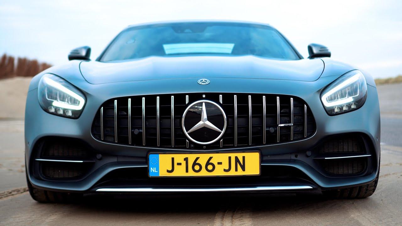 Autoverhaal | Mercedes AMG GT C Roadster