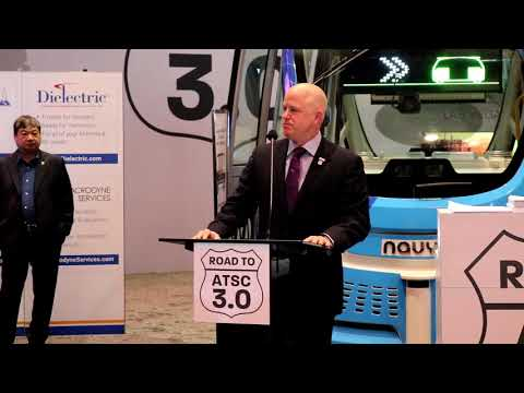 ATSC 3.0 OTA TV & National Association of Broadcasters Show Speeches
