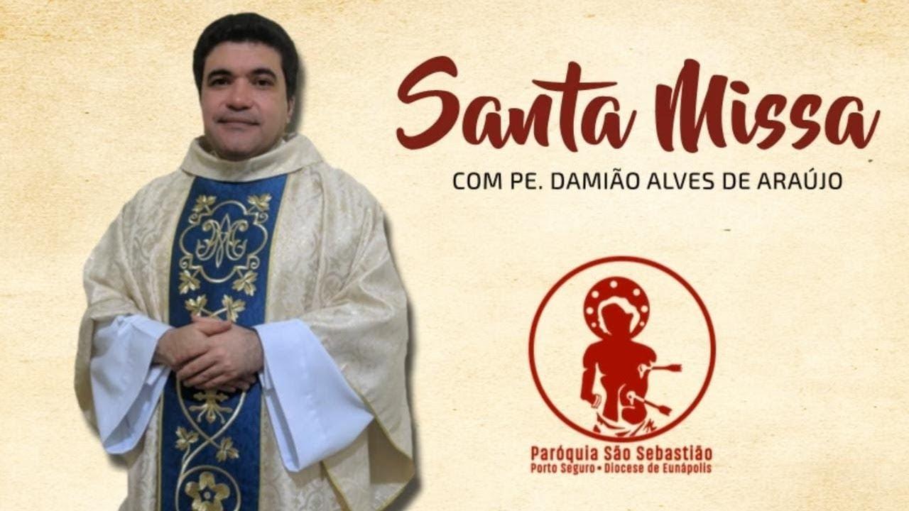 20/10/20 - Novena Perpétua de São Sebastião pelo fim da Pandemia -  18:30h
