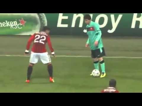 mejores jugadas de Lionel Messi