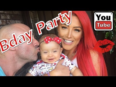 My Nieces 2nd Bday Party! OH MY!  | Natalie Eva Marie