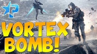 TITANFALL: Vortex Bomb! The Titan Killer! (Titanfall PC Multiplayer Beta Gameplay)