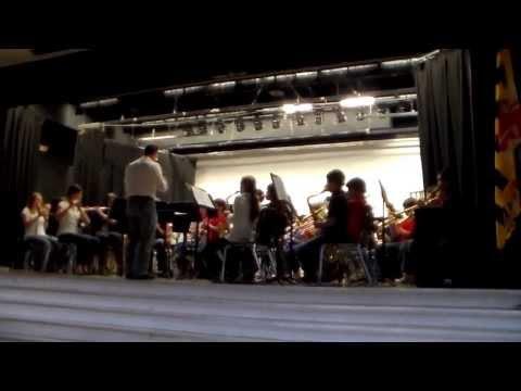 Windsor Knolls Middle School - Veterans Day 2013 (Performance 3)