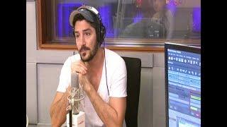 Wissam Hilal gets candid with Jessy Karam on Panorama FM - MBC وسام هلال 2017 Video