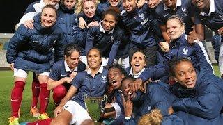 Equipe de France Féminine A : le Tournoi de Chypre 2014 en inside