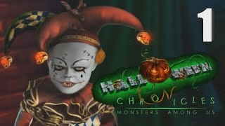 Halloween Chronicles: Monsters Among Us [01] Let's Play Walkthrough - Beta Demo - Part 1