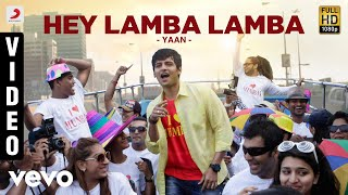 Yaan - Hey Lamba Lamba Video | Harris Jayaraj | Jiiva