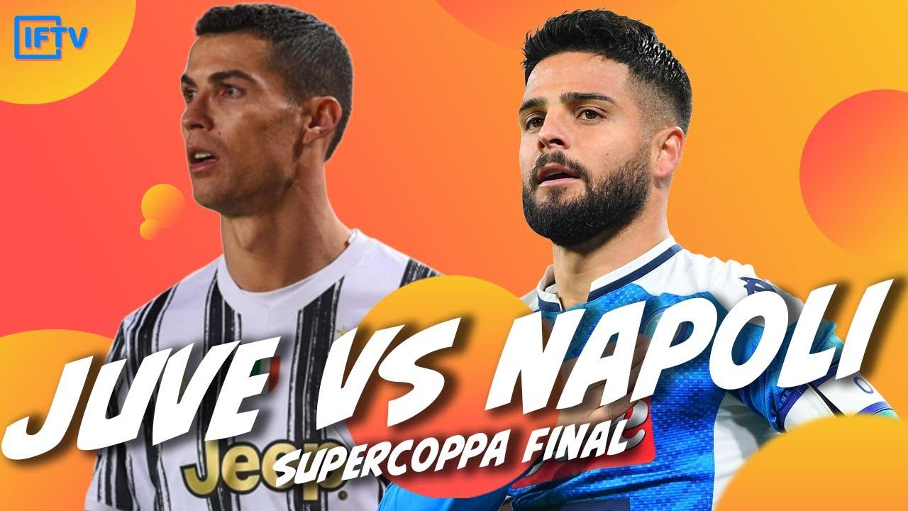 JUVENTUS 2-0 NAPOLI HIGHLIGHTS || SUPERCOPPA FINAL - YouTube