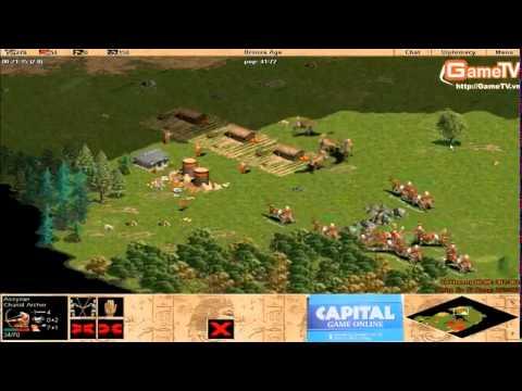 Clip Đế chế 2014 :  Chim sẻ đi nắng vs Vô Thường Giải Capital T2
