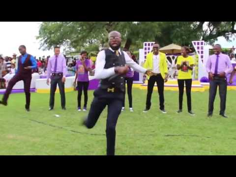Best Zim Wedding MC Dance Ever