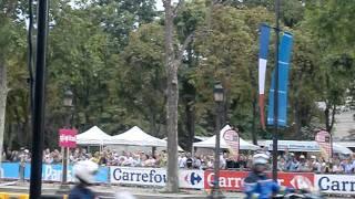 Tour de France 2011 - défilé Leopard Trek.AVI