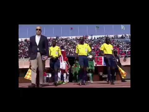 Gambia VS Mauritania (Africa Cup Of Nations Qualifiers 2017)