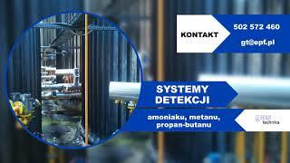 Detektory gazów montaż czujników gazu Koszalin Gas Technika. Kołosowski Jacek