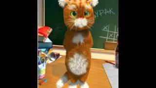 Шутки от Барсика Говорящего Кота игра для детей