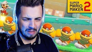 Wenn Vertrauen enttäuscht wird.. 🛠️ Super Mario Maker 2 Online