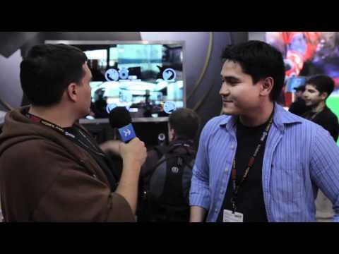 New York Comic Con 2011: Goldeneye Reloaded Interview [HD]
