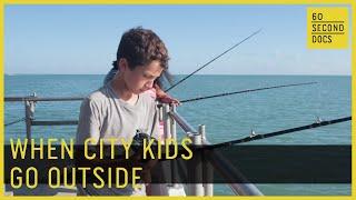 When City Kids Go Outside