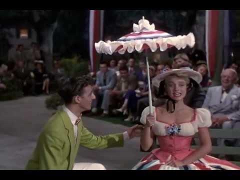 [HQ] Fine, Fine, Fine (Small Town Girl-1953)