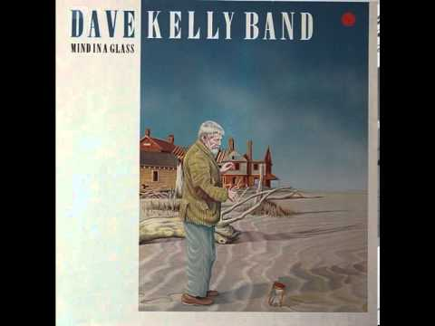 Dave Kelly Band - Mind In A Glass ( Full Album Vinyl ) 1984