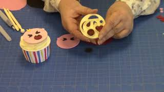How to Make a Funny Baby Face Using the Funny Faces and More Cutter