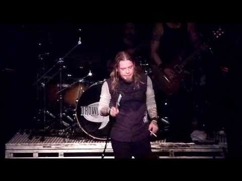 Drowning Pool - Tear Away, Live at Piere's, Ft. Wayne, IN 4/8/2011