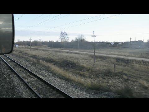 Проезжаем станцию Пичкиряево