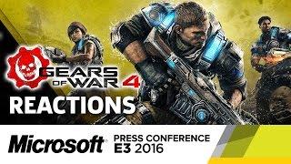 Gears of War 4 Looks Great But Safe - E3 2016 GameSpot Post Show
