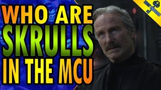 Who in the MCU is a Skrull?