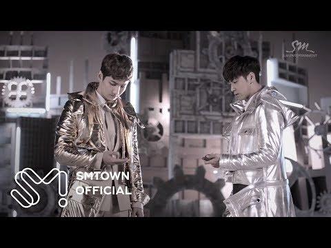 TVXQ! 동방신기 'Humanoids' MV