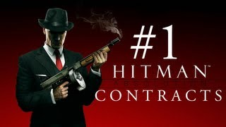 "Hitman Absolution: Contracts ep. 1 ""Back In Chinatown"""