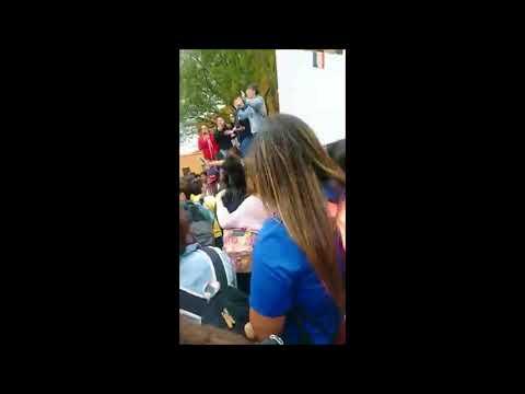 Lubbock High School Walkout on Anniversary of Columbine Massacre