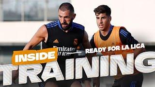Benzema, Hazard & Modrić, READY for LALIGA! | Real Madrid