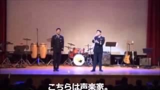 140722ソウル警察広報団新人歓迎会 ホヨンセントーク日本語字幕.